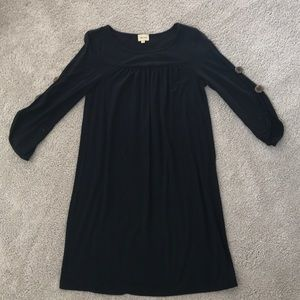 Ella Moss black dress Xs/s